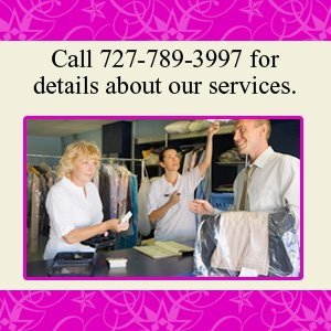 Dry Cleaning Delivery - Palm Harbor, FL - Crown Classic Cleaners - delivery truck - Free Pickup & Delivery