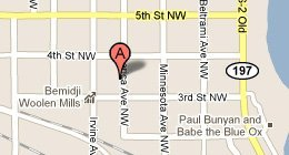 Dave's Satellite Inc 309 America Ave. NW Bemidji, MN