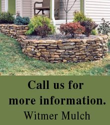 Landscaping - Willow Street, PA - Witmer Mulch - Call us for more information.