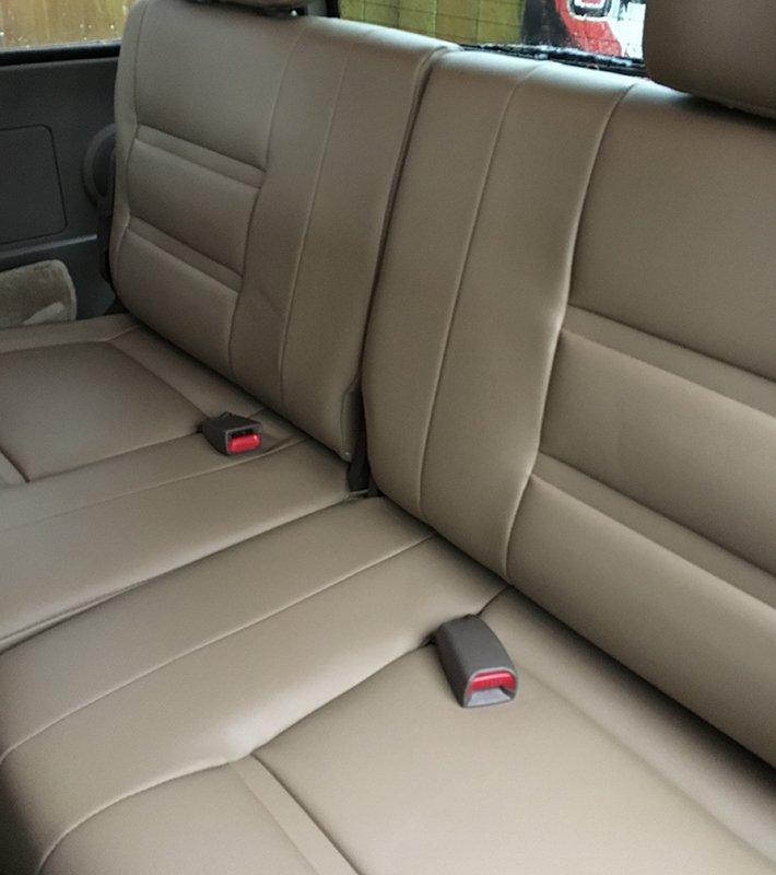 car upholstery