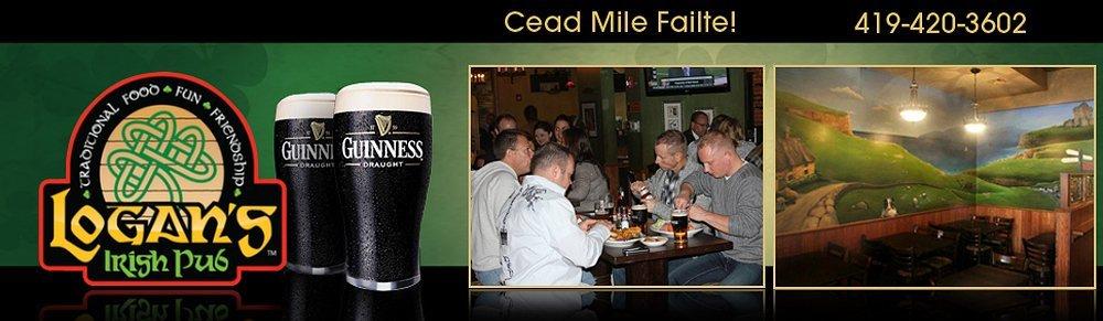 Irish Pub - Findlay, OH - Logan's Irish Pub