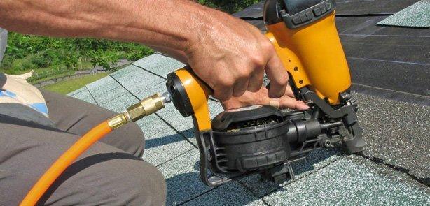 Roofing, repair