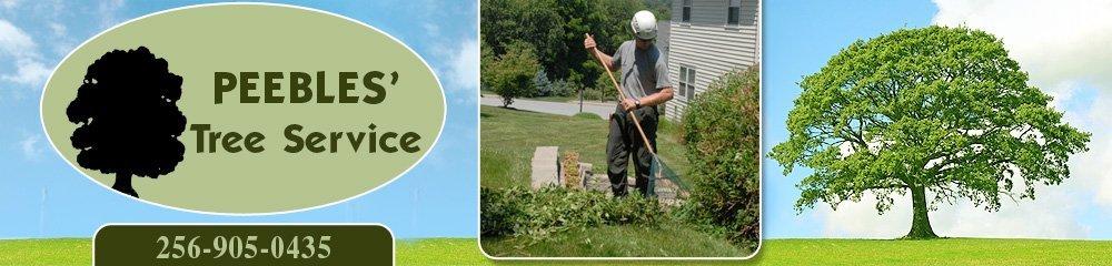 Arborist Moulton, AL - Peebles' Tree Service
