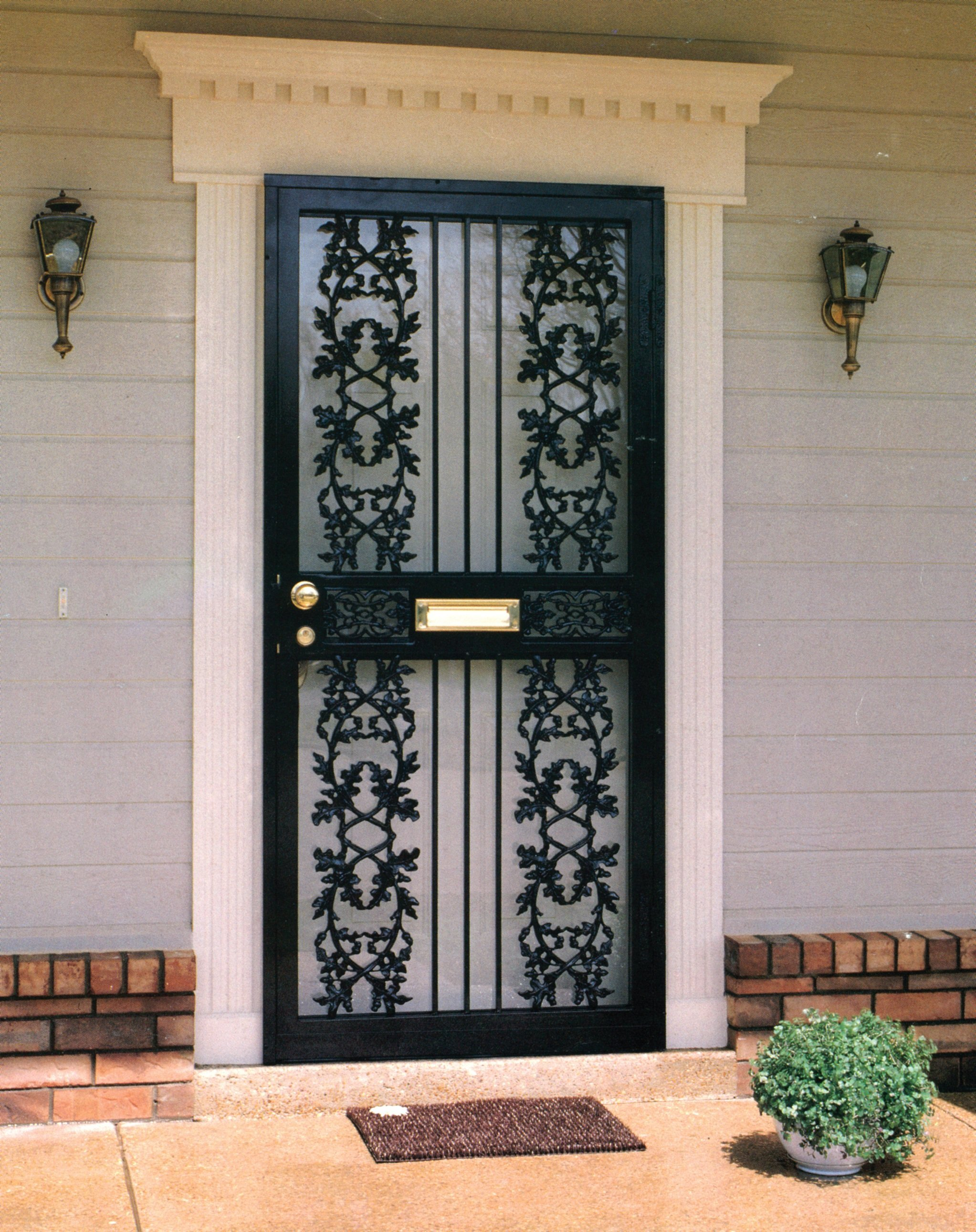 Security Doors Screen Doors Cincinnati Oh