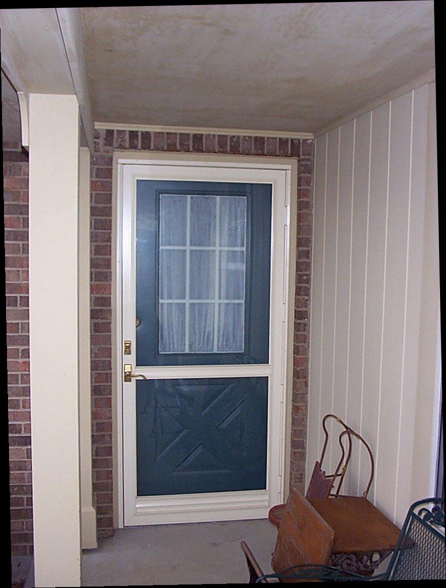 Storm Doors In Cincinnati Oh