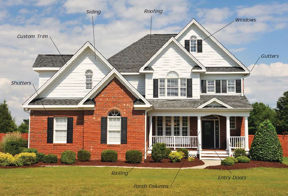 rely on us to improve your homes curb appeal - Home Decor Cincinnati