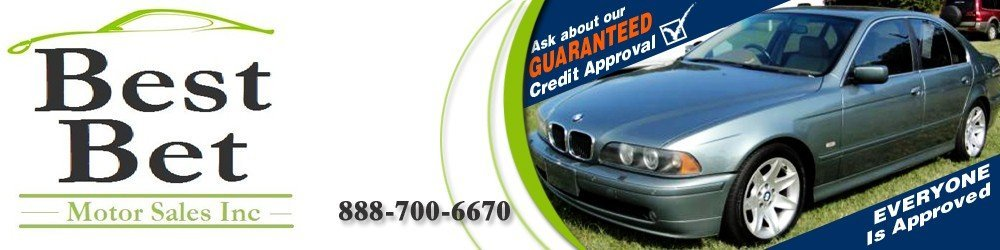Best Bet Motors >> Used Car Dealership Lynchburg Va Best Bet Motor Sales Inc