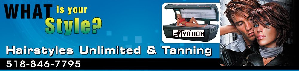 Beauty Salon Chazy, NY - Hairstyles Unlimited & Tanning