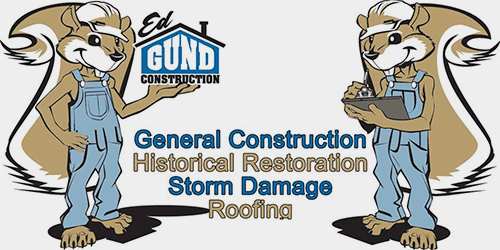 Ed Gund Construction - logo