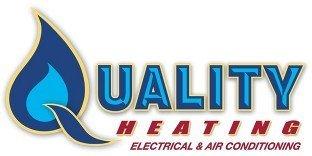 Quality Heating Electrical & AC - Logo