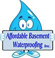 Affordable Basement Waterproofing Inc. logo