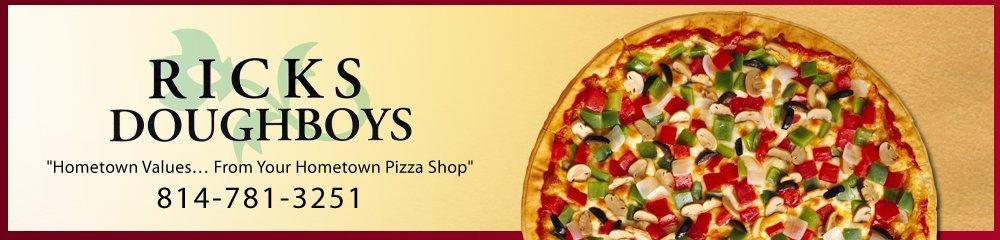 Pizza Restaurant Saint Marys, PA - Rick's Doughboys