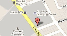 Cassidy's Pizza1400 Freedom Blvd. Watsonville, CA 95076