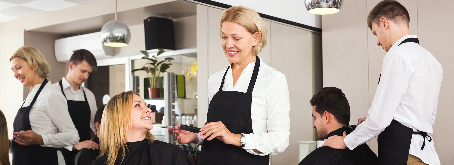 hairdressing services offered in salons Guest services teacher training there are 100+ schools and 100,000+ salons in the paul mitchell there's no name more respected in the beauty industry than.
