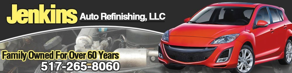 Auto Refinishing Services - Adrian,MI - Jenkins Auto Refinishing, LLC