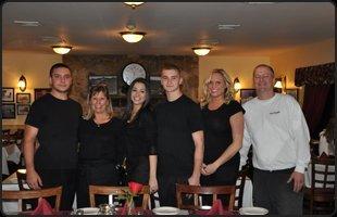 Fireside Steak Pub staff
