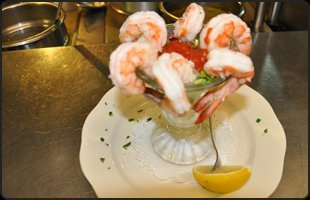 Shrimps seafood