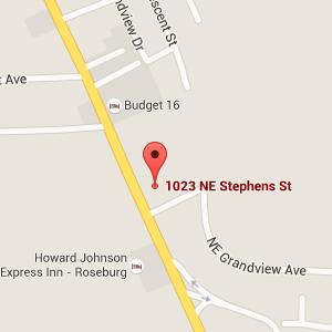 Chi's Garden Restaurant -1023 NE Stephens St  Roseburg, OR 97470
