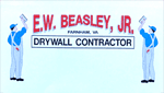 E. W. Beasley, Jr. Drywall Contracting - Logo