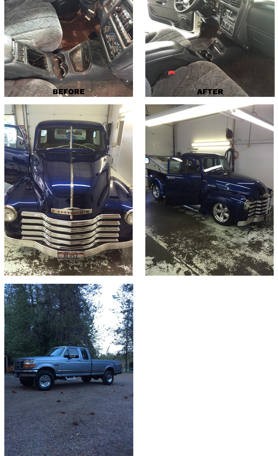 Before and After | Coeur D Alene, ID | Scott''s Detailing | 208-659-7324