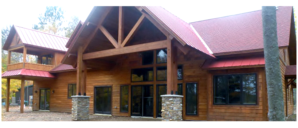 Windows | Brainerd, MN | MillerBuilt Custom Homes | 218-838-9761