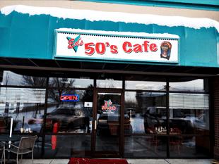 Diner - Meridian, ID - Ed's 50's Café