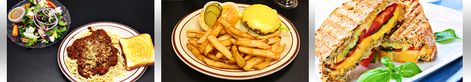 Lunch - Meridian, ID - Ed's 50's Café