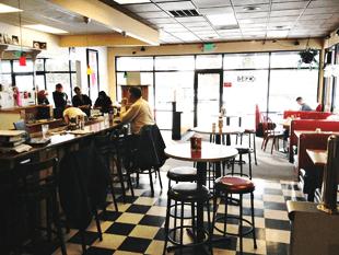 Ed's 50's Café - Meridian, ID - Diner