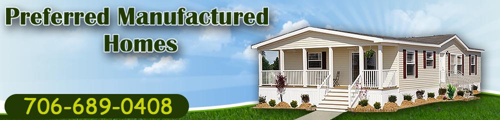 Manufactured Housing Columbus, GA - Preferred Manufactured Homes