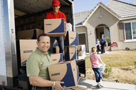Residential Movers | Burleson, TX - Academy Movers