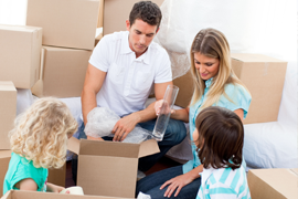 Packing Service | Burleson, TX - Academy Movers