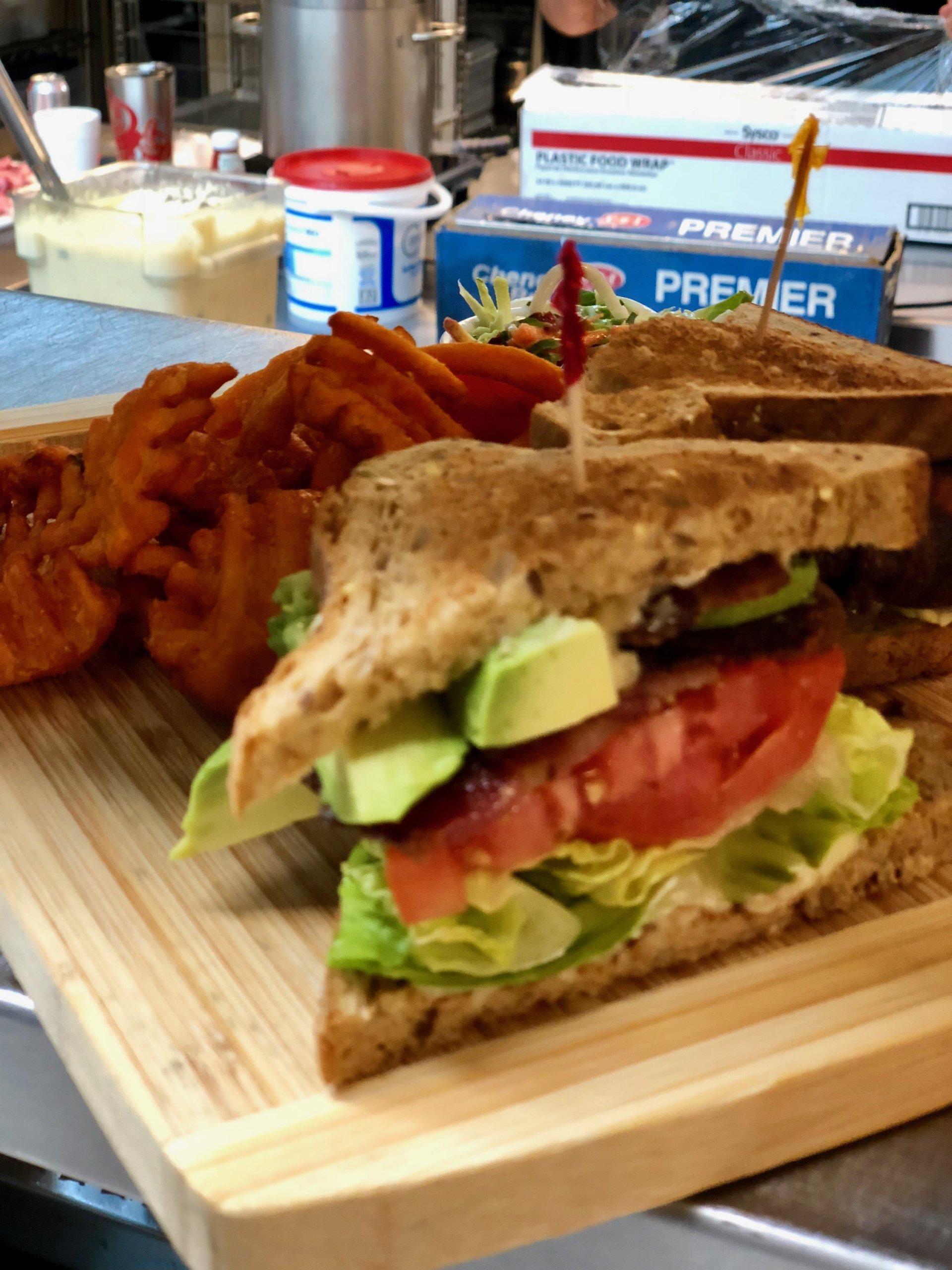 The Garden Cafe | Lunch Menu | Bonita Springs, FL