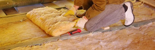Blanket insulation