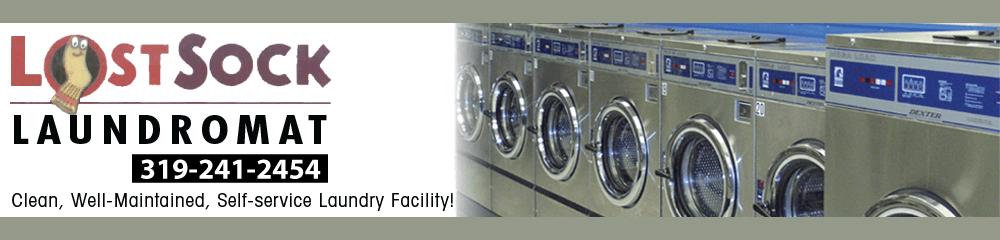 Laundry Marion, IA - Lost Sock Laundromat