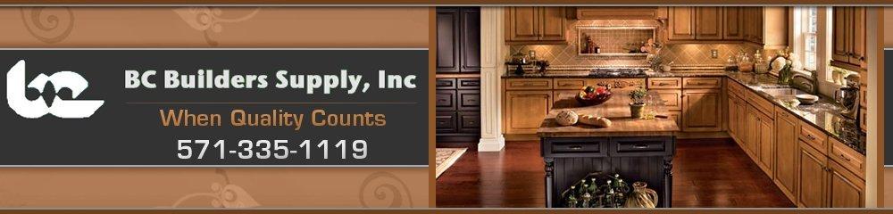 Countertops - Manassas Park, VA - B C Builders Supply, Inc.