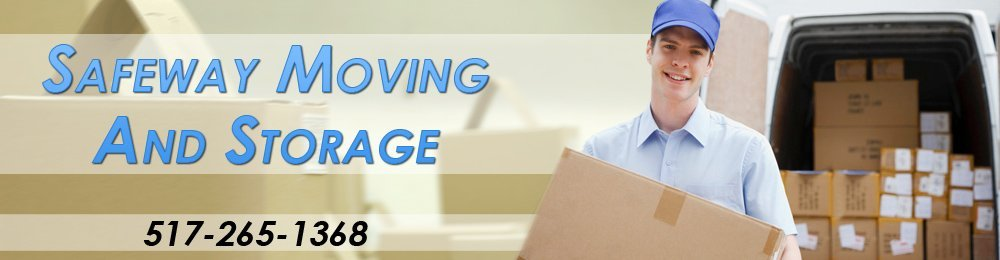Moving Services - Adrian, MI - Safeway Moving And Storage