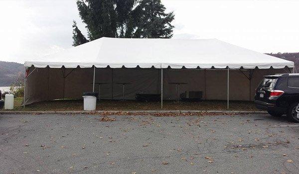 wide tent