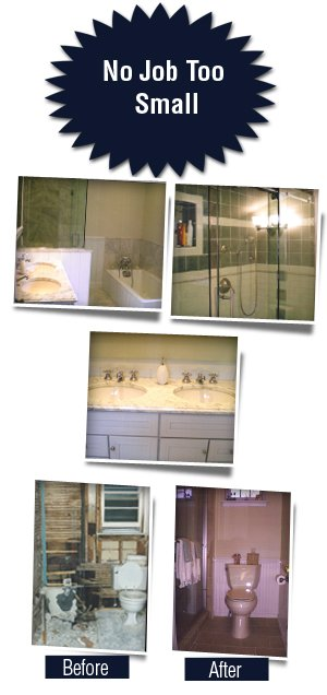 Bathroom Remodeling - Caldwell, NJ - David's Home Improvement