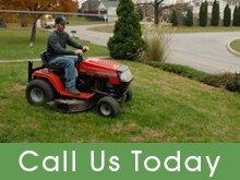 Lawn Mower - Mount Pleasant, MI - All Seasons Lawn Care