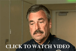 LAPD Chief 'Shocked' By Video Of Officer's Confrontation With Robbery Suspect