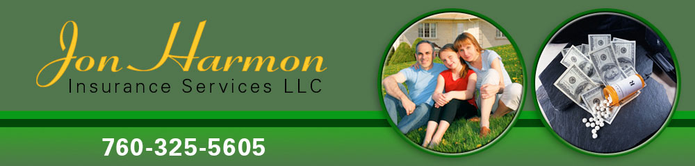 Insurance Agency - Palm Springs, CA - Jon Harmon Insurance Services LLC