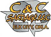 C & C Auto Salvage - Logo