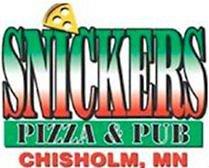 Snickers Pizza & Pub - Logo