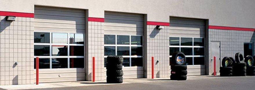 Attractive Commercial Garage Door