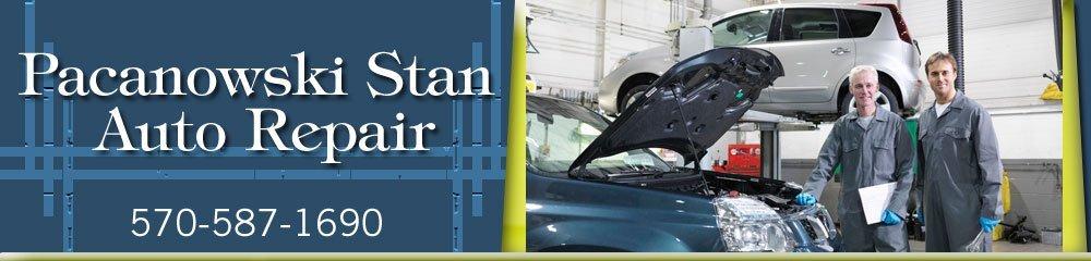 Auto Repair Shop - Clarks Summit, PA - Pacanowski Stan Auto Repair