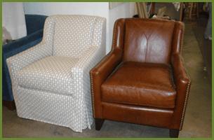 Customized upholstery