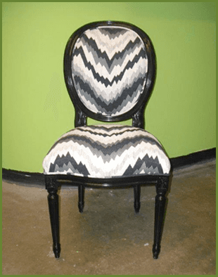 Customized chair