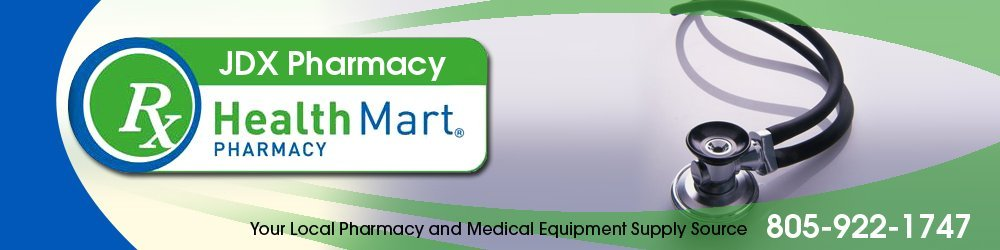 Pharmacy - Santa Maria, CA - JDX Pharmacy