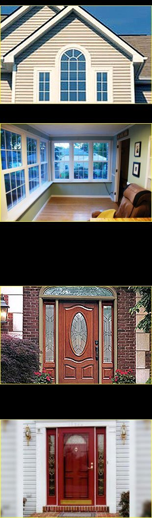 Windows and exterior doors services