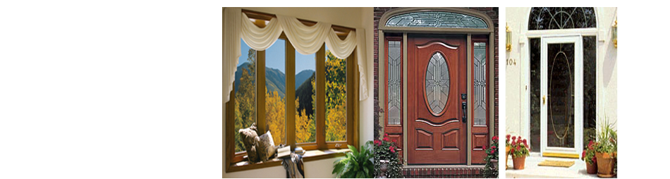 Windows and exterior doors